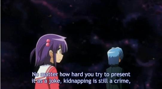 True... Even for Hayate no Gotoku...