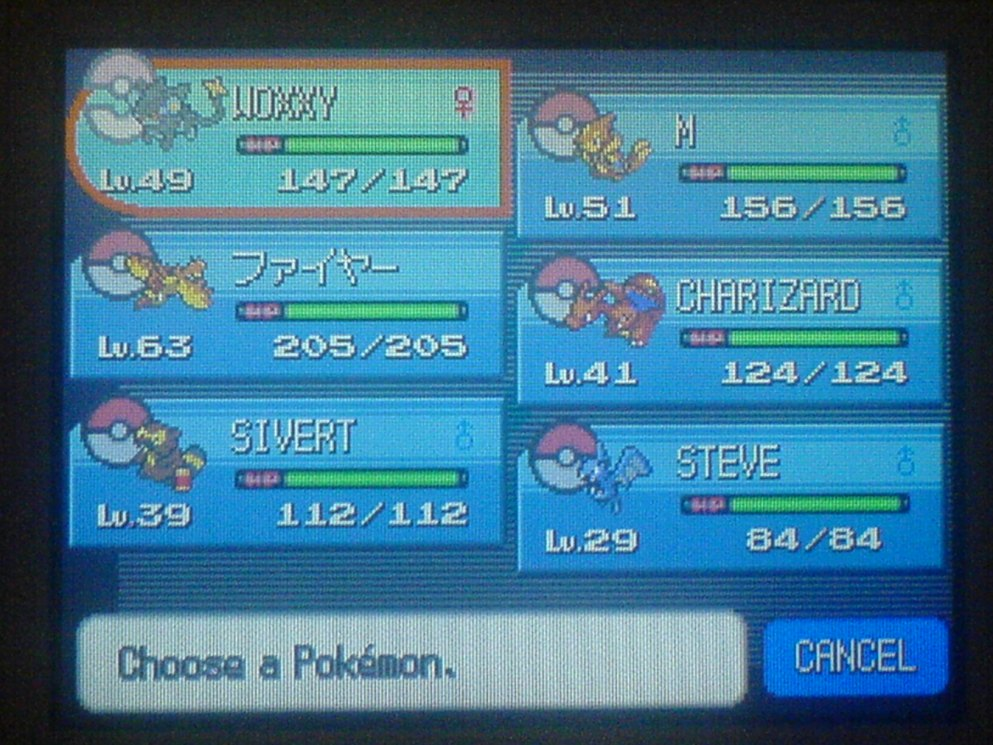 My Current Team