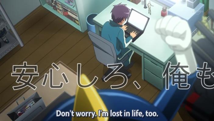 lol, its the Gundam Otaku Gigolo Freak.