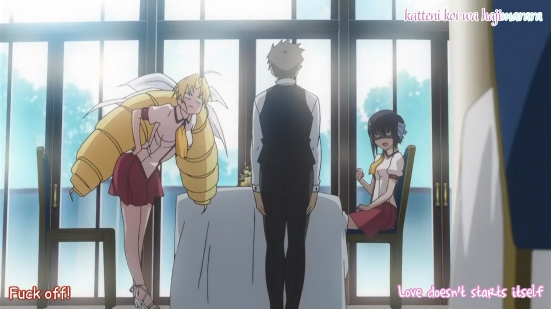 Ladies vs butlers anime flv